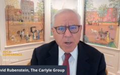 David Rubenstein, Carlyle