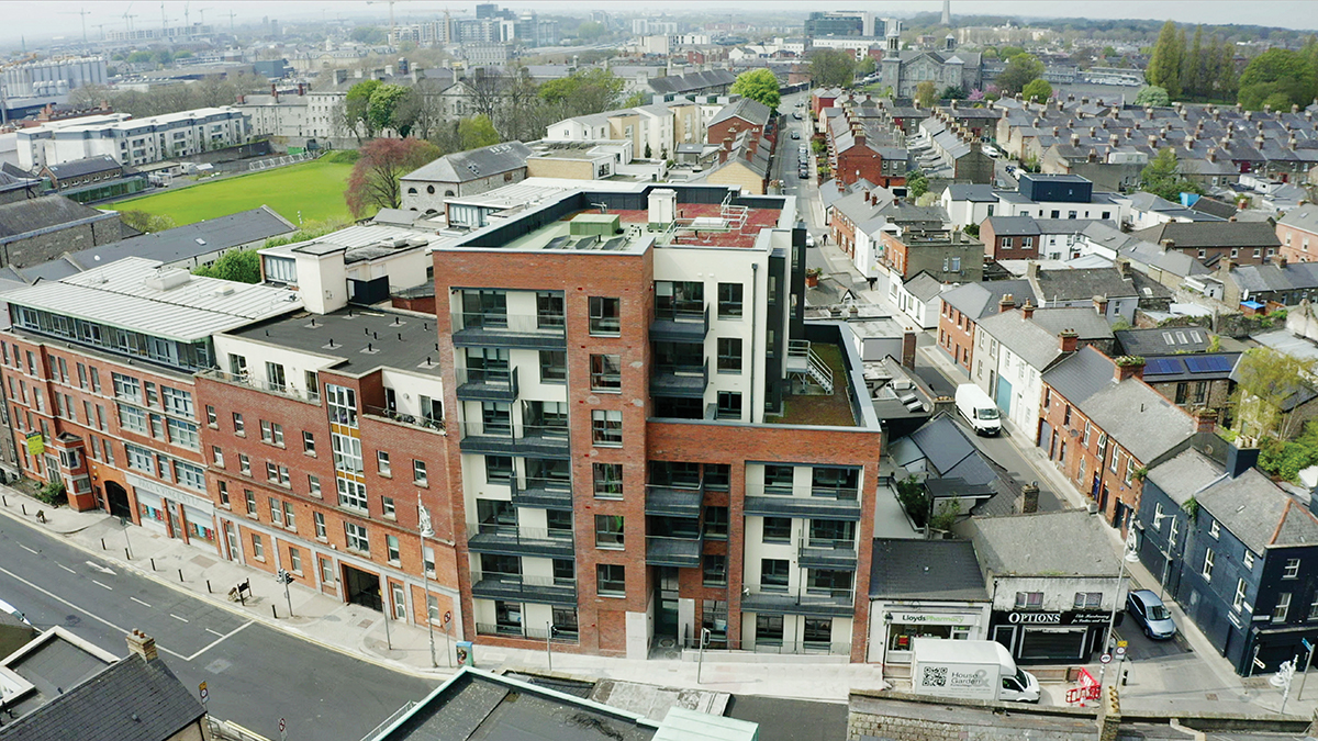 Stoneybatter affordable housing