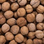 Organic walnuts, nuts