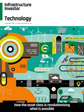 Infra Technology 2021 cover