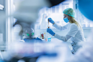 Science medicine research laboratory