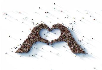 human crowd inclusion