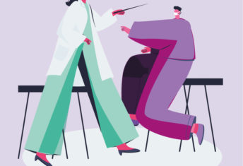 A-Z of Healthcare cover theme