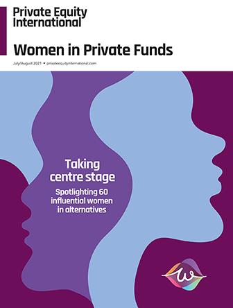 PEI Women in Private Markets cover