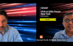 CFO COO summit screen grab