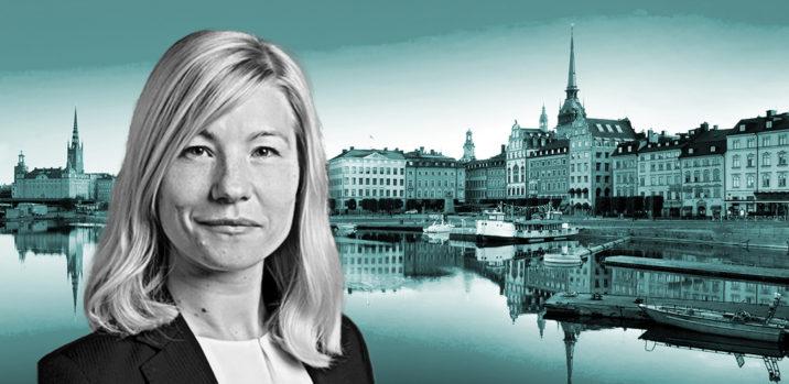 Hanna Ideström, AP4