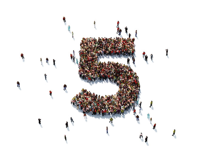 Human number five