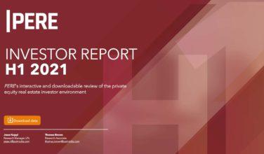 PERE Hi 2021 investor report cover