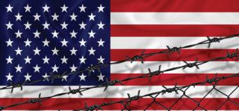 US flag immigration