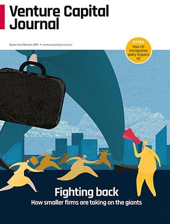 VCJ September October 2021 cover