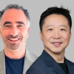 Gianluca D'Angelo (left) and Jackson Chan, co-chief executives of Thrive Alternatives