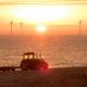 Farmland, emissions, carbon, wind
