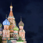 St Basil Cathedral Moscow Russia