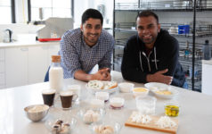 Perfect Day founders Ryan Pandya and Perumal Gandhi - dairy, protein