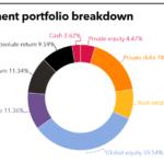TMRS Investment Portfolio Breakdown