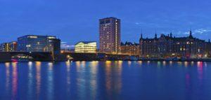 Copenhagen night - iStock