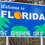 Welcome to Florida sign - iStock